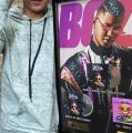Boza Recibe Disco De Oro, Platino Y Diamante En Colombia